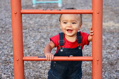 Carter - 8 months