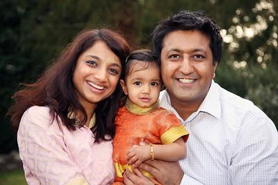 Anjali's 1st birthday