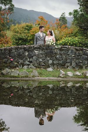 Charlie and Callum - Kaitoke Country Gardens