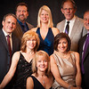 "Attendees at the ""Fur Ball"", a fundraiser for the Humane Society of Livingston County, Michigan."