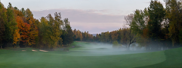 Mont Tremblant, Quebec - October 9 -  Club De Golf Le Maitre at Golf Le Maitre (Photo par:  Gary Yee)