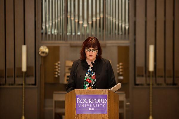 Rockford University Honors Day Photos