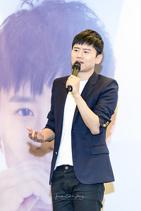 Sound Of My Heart - Jason Zhang 2017 World Tour Press Conference