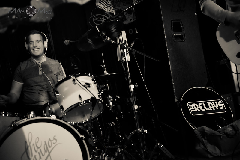 The Relays @ The Ruby Lounge Manchester by Mike Moss Photography-36