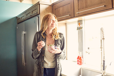 Summer Cooper - editorial for Edible Indy