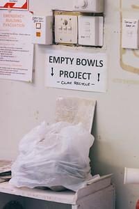 Empty Bowls - 2015