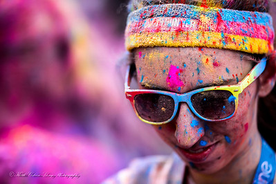 The Color Run Sydney August 2015