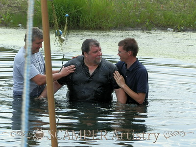 HFM Church Picnic and Baptism, August 24, 2014