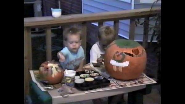 Kelley Pumpkin Painting