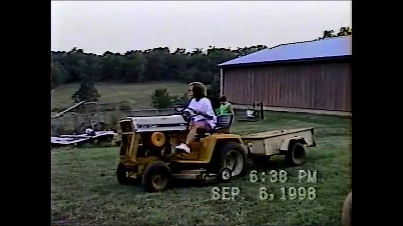 Sara tractor drive