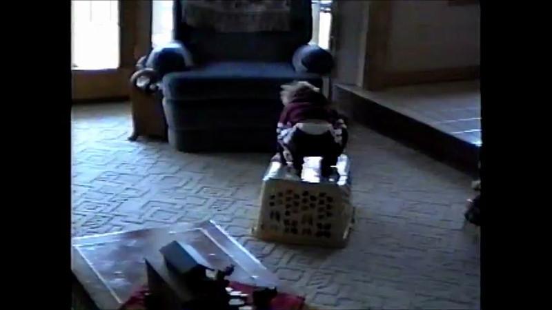 Kelley Laundry Basket Video