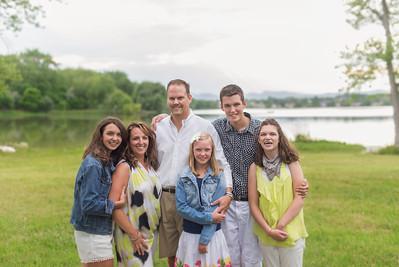 John & Christine Family