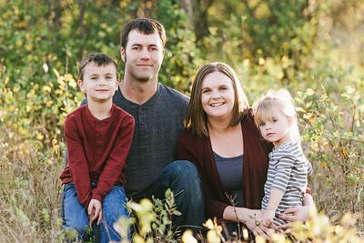 Krista & Robert Alexander Family