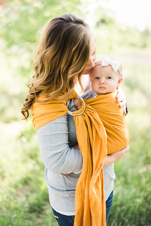 Orchard Baby / Mommy Sling