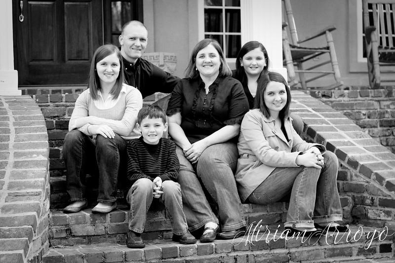 family2 b/w
