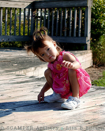 20090911 - Arianna - pose # - 1