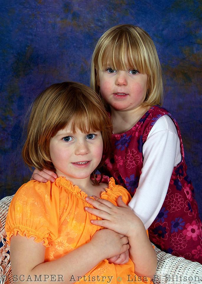 0041 - 20100105 - Vista and Fiona<br /> photographer's choice