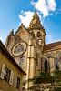 Fontenay Abbey-- Burgundy