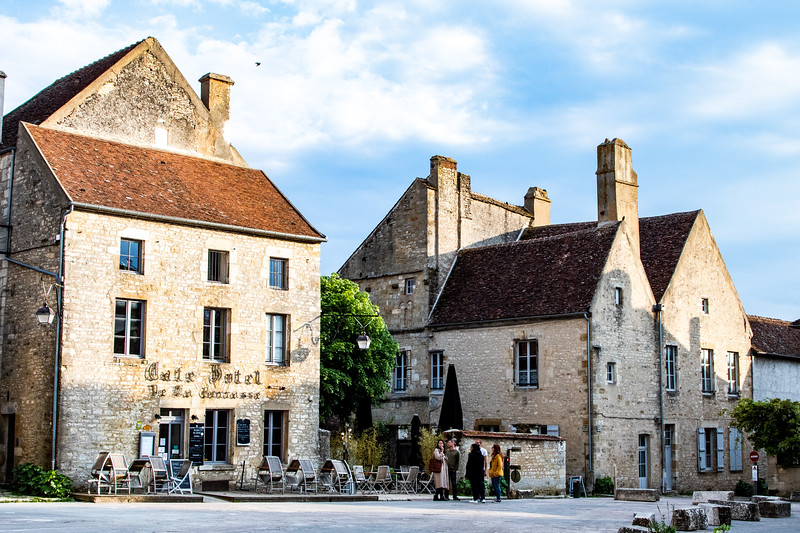 Vézelay, Burgundy