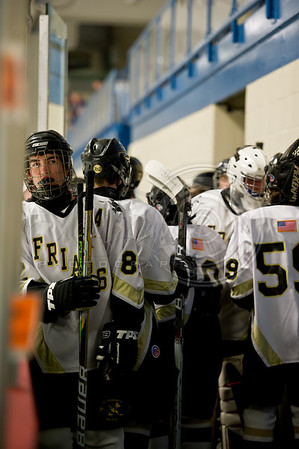 2012-04-11 - St. Anthony's Friars Freshmen SCHSHL Playoff Semi-Finals