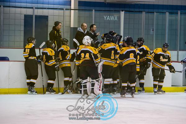 2014-02-15 - St. Anthony's Friars Varsity v Chaminade - Semi Finals Game 3