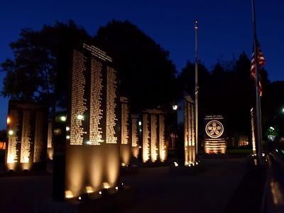 """""""Veterans Memorial"""""""