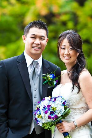 Gina and Allan Wedding