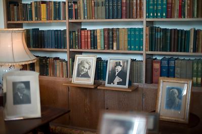 Weizmann's Library.