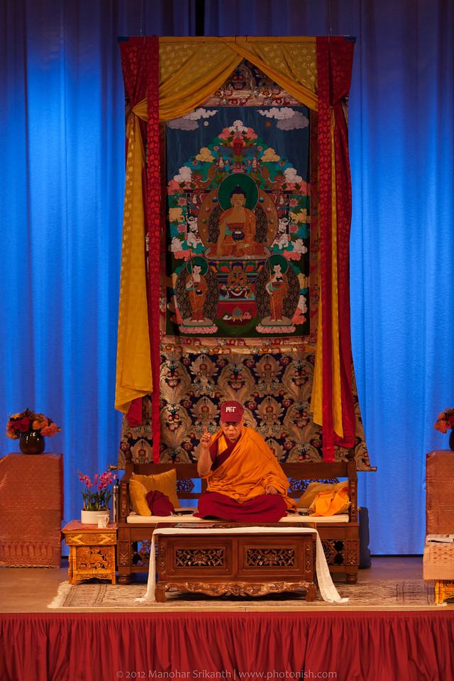 Dalai Lama -- Meditation Program