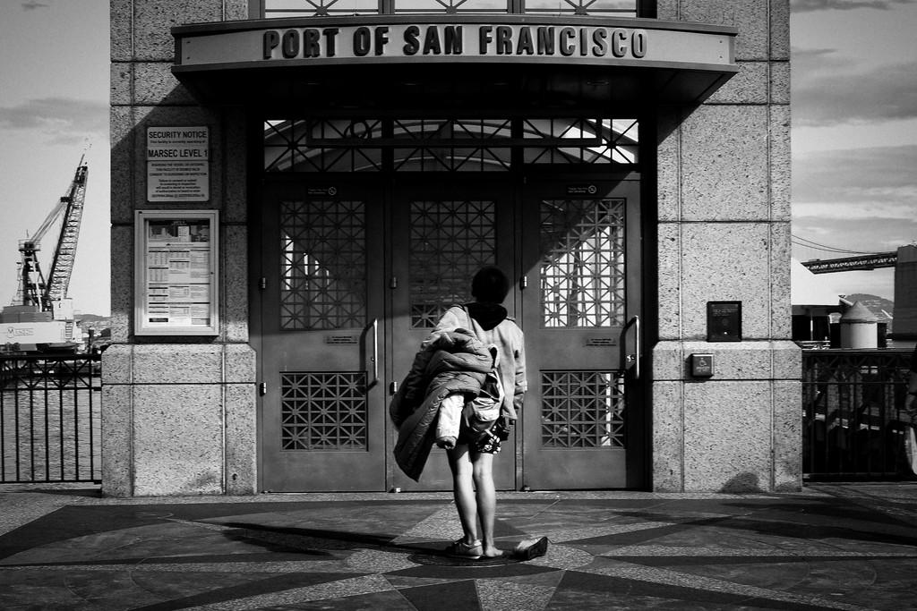 Lick the Pavement - SF