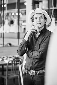 Kimbal Musk - co-founder of Hedge Row Bistros
