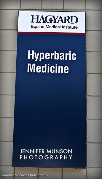 hyperbaric sign