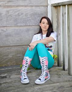 Hannah Aug 2012