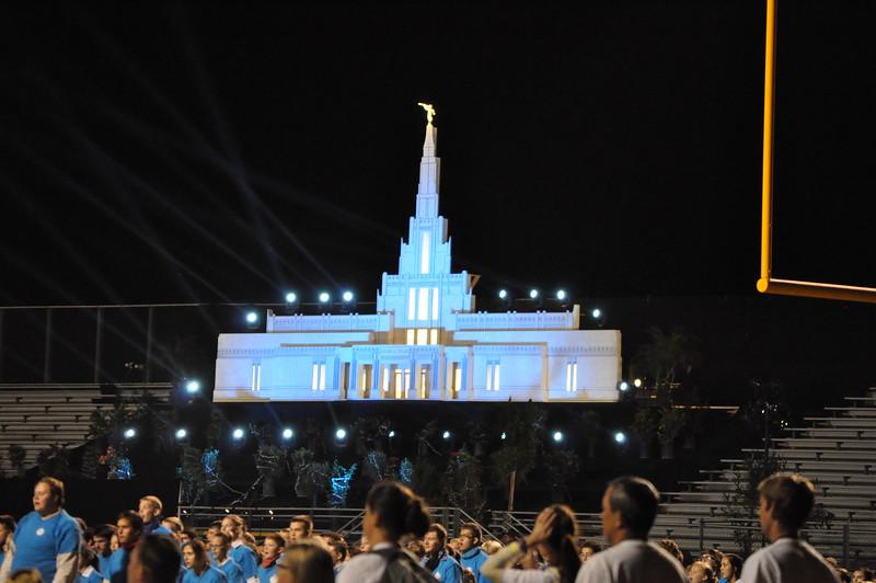 Phoenix temple Celebration