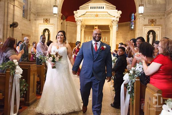 Isabel and Joymar Wedding 10-6-2017