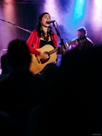 Jade Jackson performs at The Siren in Morro Bay, CA on Friday, February 22, 2019.