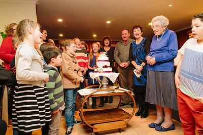 Joan O'Leary 90th Birthday