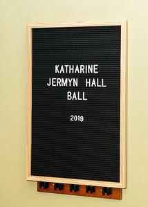 KJ Hall - 2019 Ball