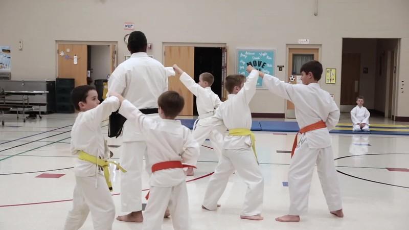 karate re-cap