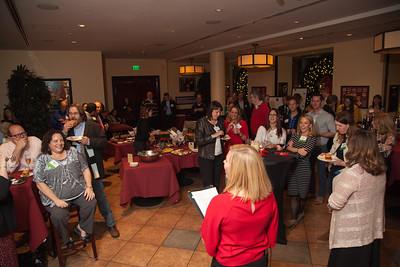 Legal marketing Associations annual Christmas party held this year at the Burger Bar in San Francisco.
