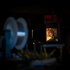 David Kidman, The Cutting Room, 2013. Experimental Media, 3D video installation. Photo: Will Pemulis