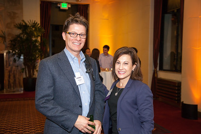 The Recorders Legal Departments of the Year Awards banquet held at the San Franicsisco City Club Nov. 18, 2015