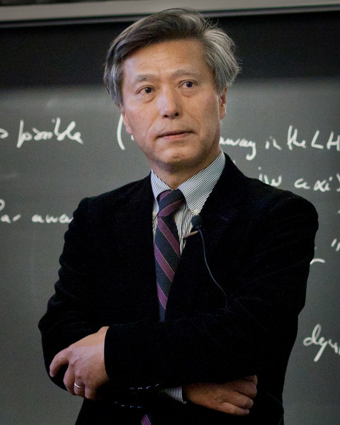 Dr. Akira Omoto (Commissioner of Atomic Energy Commission of Japan, ~2012)