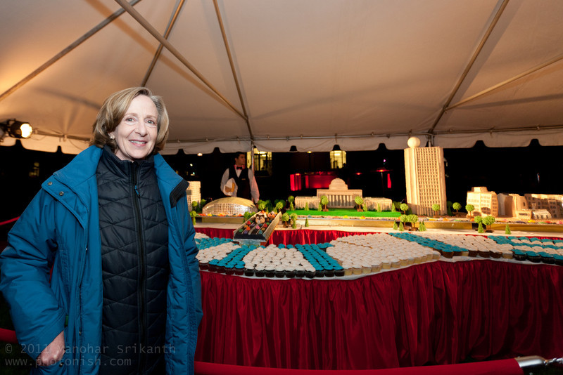 President of MIT, Prof. Susan Hockfield.