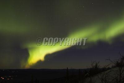 1_OIL SANDS<br /> AURORA BOREALIS (NORTHERN LIGHTS) <br /> 007362504_prevstil l- background sky for insitu pump.jpg