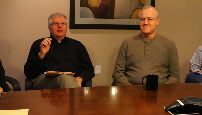 P-WPR_B_341 - Carl begins the Saturday roundtable. Comments on the WPR interviews conducted the previous day.