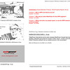 Page 2 of the MetaPower storyboard. Red script was the starting point for the interview with Duane and Tim, the WPR crew.