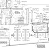 This is the south half of the plan. The Conference & Break Room parcel is zoomed further, as is the Work Areas A & B.