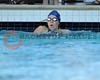 18 May 2008:  Madison White during the XLI Santa Clara International Invitational women's 200 meter backstroke finals at the Santa Clara Swim Club in Santa Clara, CA.  White finished third with a time of 2:14.40.