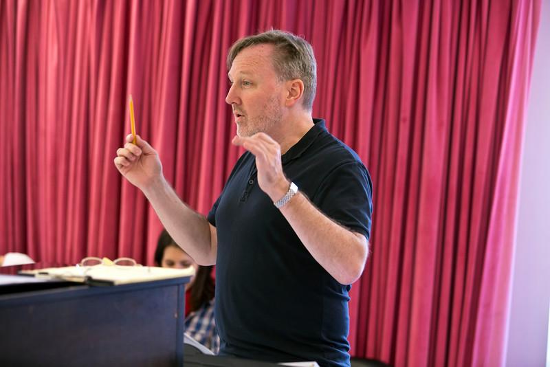 Musical Director John McDaniel
